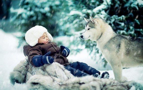 """""""Волшебная зима"""" от Елены Корнеевой"""