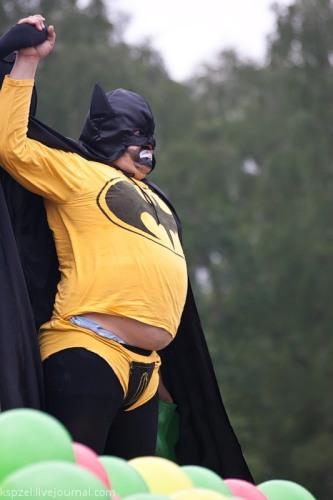 A super hero!