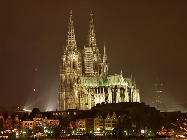 Готические соборы: что увидеть и чем восхищаться - Кёльнский собор