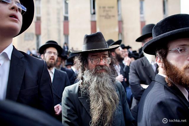 Еврейский мужчина в сексе