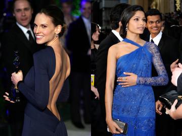 Легендарные наряды на церемонии Оскар