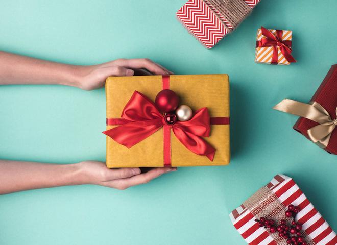 Подарунки на Новий рік