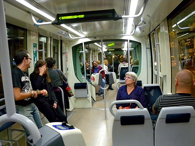 Ціни на транспорт - Барселона
