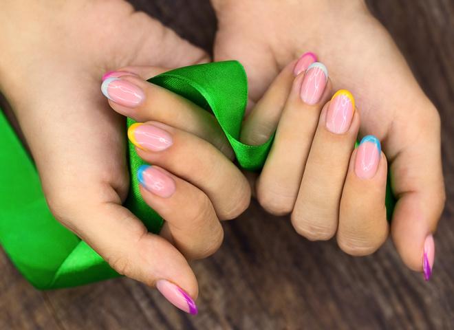 Маски для зміцнення нігтів