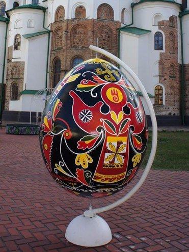 Фестиваль писанки в Києві