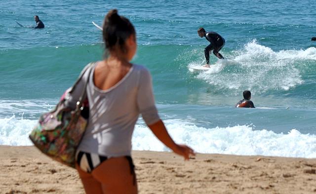 Пляжи Алгарве: Praia do Amado