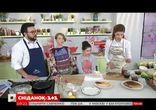 Марина Порошенко на кухне Руслана Сеничкина раскрыла секрет домашних б