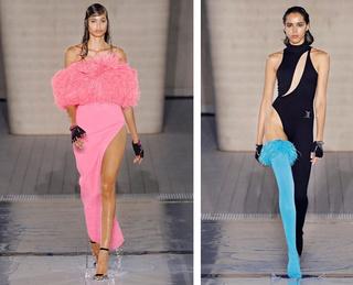 Головні тренди з Тижня моди в Лондоні весна-літо 2022