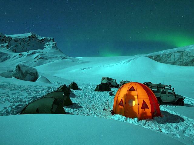 Тури на травневі: Ісландія