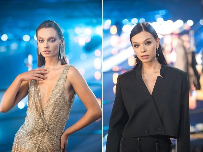 Таня Брык и Саша Литвин