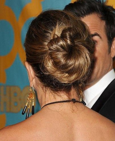 Дженнифер Энистон на Golden Globes 2015