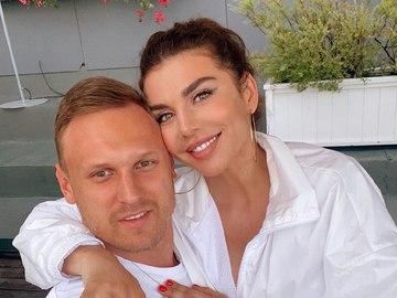 Анна Седокова и Яннис Тимма