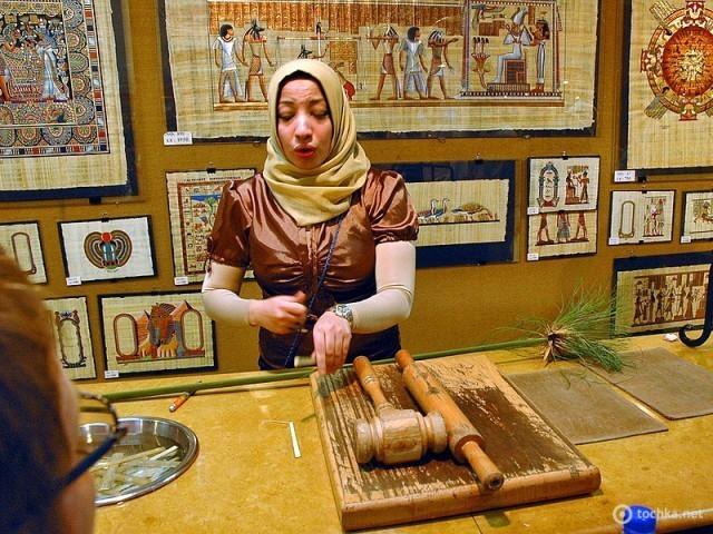 ТОП-5 сувенірів з Єгипту