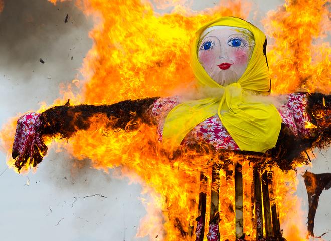 Куда пойти на Масленицу 2017 в Киеве?