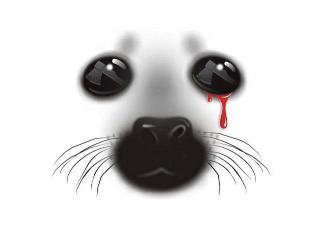 Открытка в Международный день защиты бельков