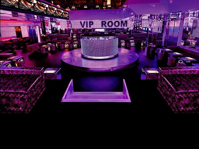 Шопинг в Париже: Ночной клуб Vip Room