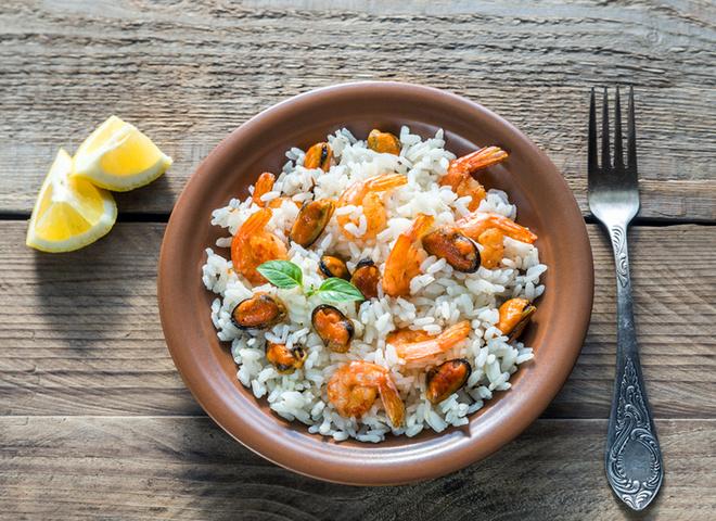 Як приготувати плов, рис, масло, спеції, сіль, баранина, телятина, морепродукти