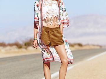 H&M коллекция Coachella