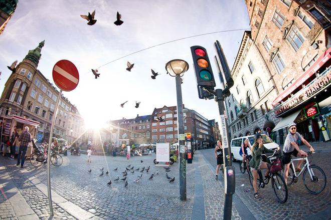 Самые комфортные города мира для велосипедистов