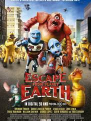 Втеча з планети Земля