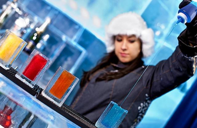 Где встретить Новый год 2013: Icehotel Швеция