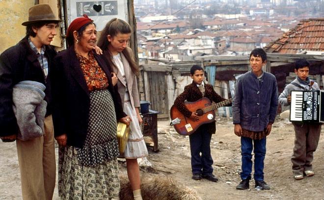 Где снимали фильмы Кустурицы: Время цыган