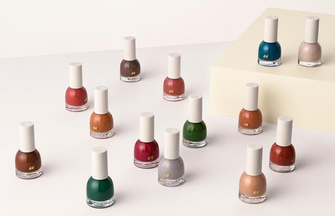 Лаки для нігтів на осінь 2016 від H&M