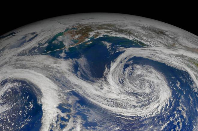 Космічний тиждень: Топ-10 кращих фотографій Землі з Космосу