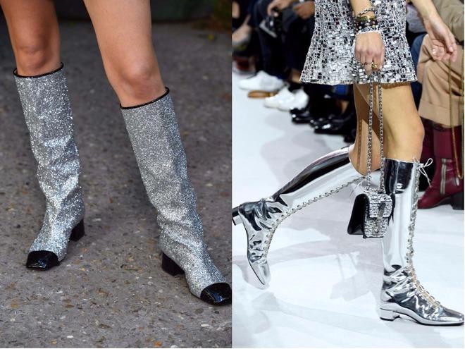 Обувь на зиму 2018