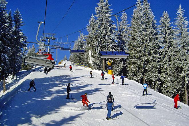 Веб-наблюдение за горнолыжными курортами