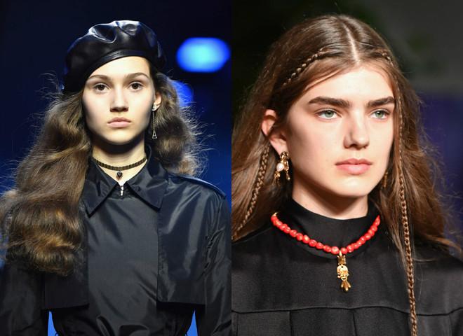 ТОП-5 модних зачісок сезону осінь-зима 2017/2018