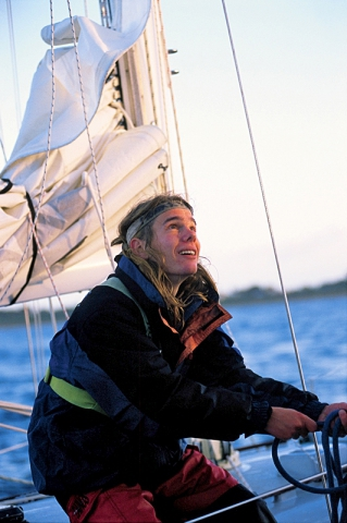 Самые молодые путешественники: Джесси Мартин