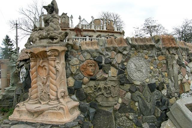 Необычные строения Украины: дом архитектора, Луцк
