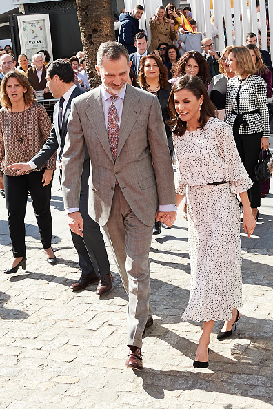 Філіп VI і королева Летісія