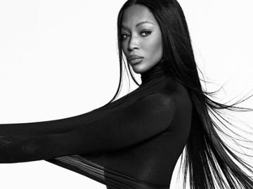 Супермодель Наоми Кэмпбелл снялась топлес в рекламе Givenchy