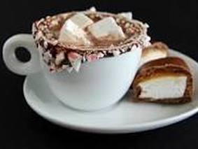 Холодный «горячий шоколад»