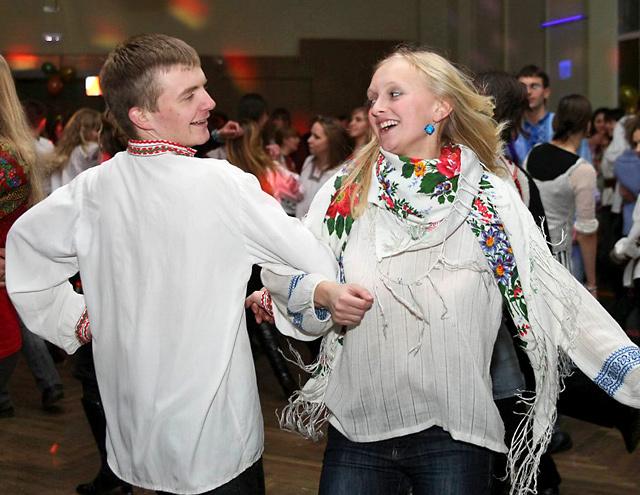 Устрой вечеринку по-украински - украинские вечорницы