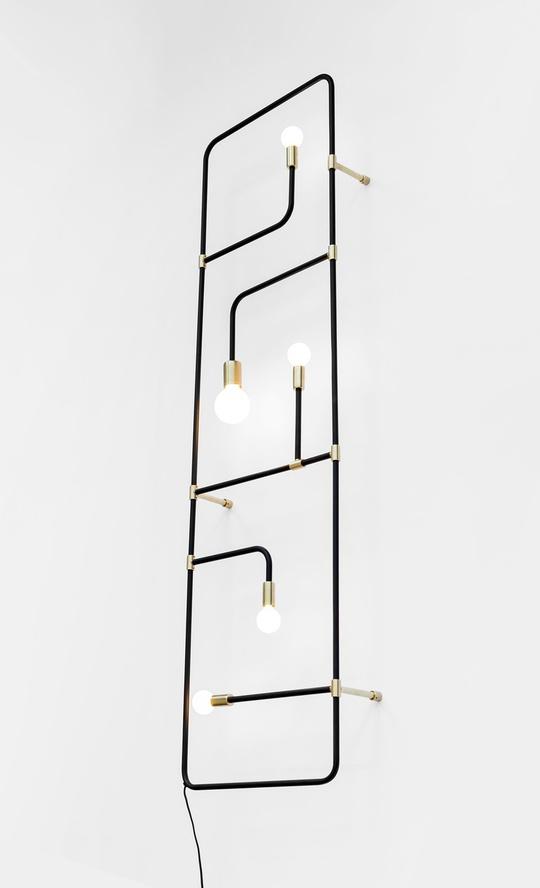 Светильники, вдохновленные китайскими ширмами