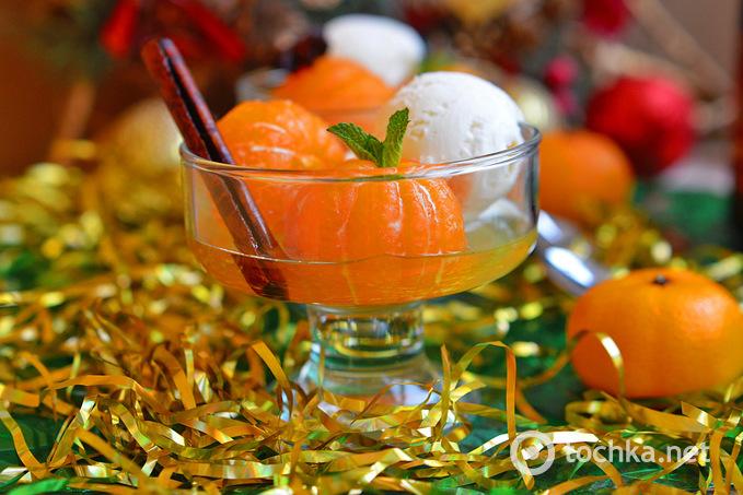 Новогодние десерты 2015
