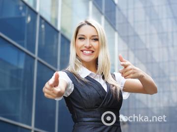 мотивирующие картинки, девушка, офис