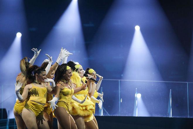 Нетта в финале Евровидения-2019