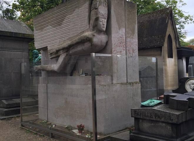 Могилы для поклонения