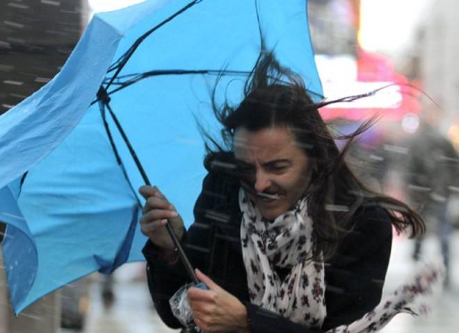 Гідрометцентр оголосив штормове попередження в Україні