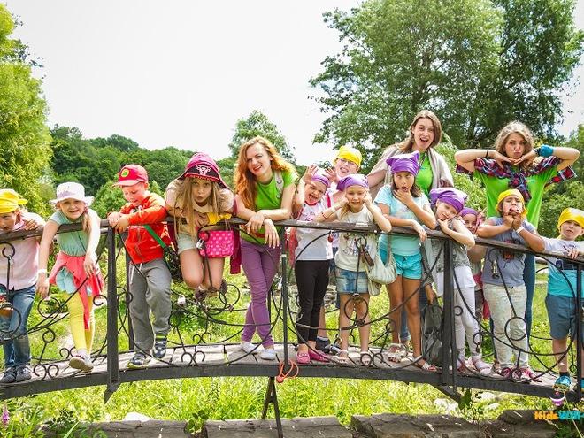 Летний лагерь для детей 2016: KidsWillCamp
