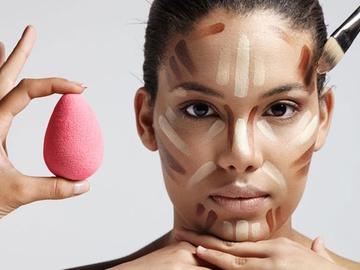 Основа под макияж: тонтуринг – облегченный вариант контуринга
