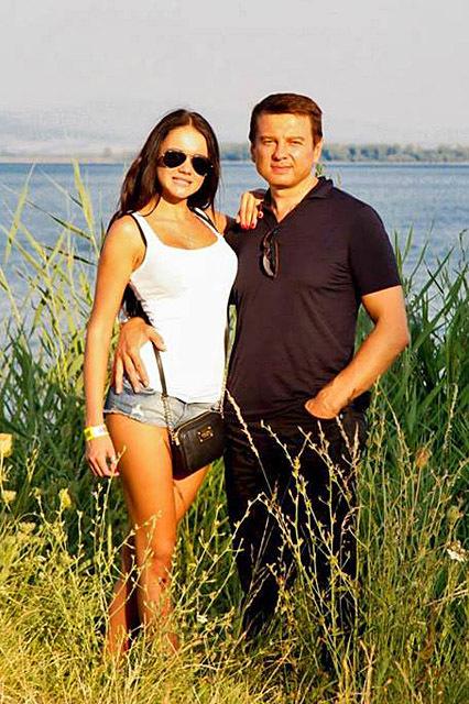 Тимофей Нагорный и Рената Штифель