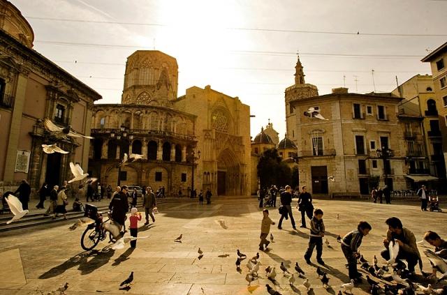 Цікаві місця Валенсії: собор Валенсії