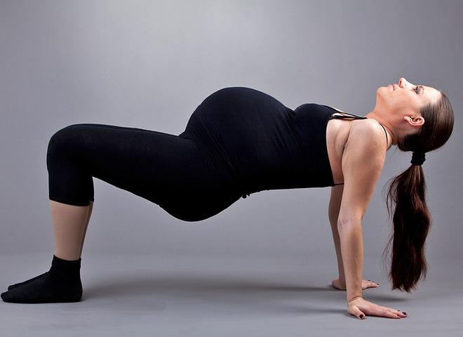 Физкультура для беременных женщин
