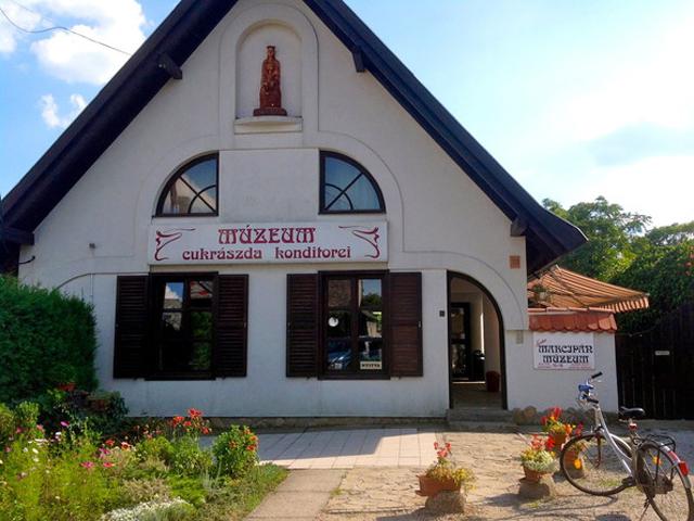 Музей-кондитерская Марципан - Кестхей