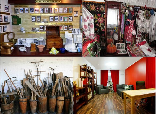 Місця України, які варто відвідати: ТОП-7 найбільш незвичайних музеїв